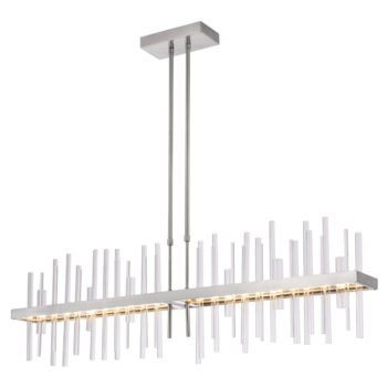 Brilliance Linear Chandelier elegant